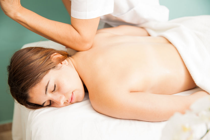 December Special: Deep Tissue Massage