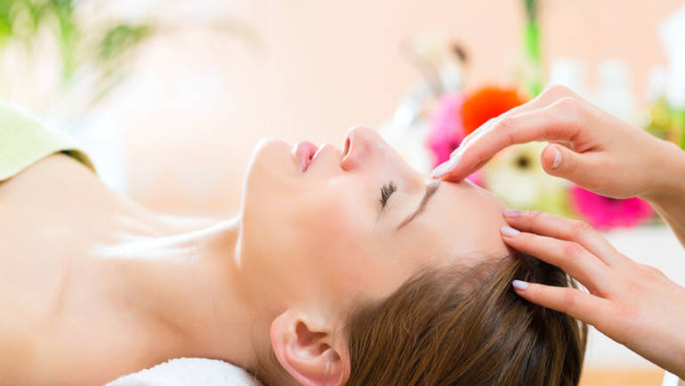 Meridian Massage (Facial)