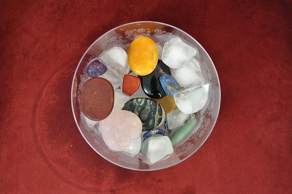 Add On: Ice Stones